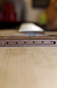 String holes